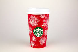 starbucks thanksgiving day return of starbucks red holiday cups comes with buy one get one