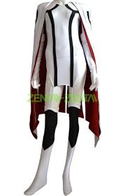 black and white dress and cape set superhero costume