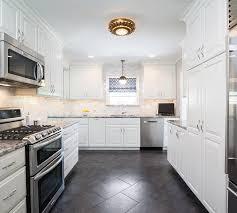 kitchen breathtaking white kitchen cabinets with gray granite