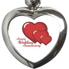 wedding wishes dp best wishes for wedding anniversary on metal key chain heart