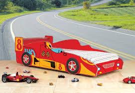 Race Car Bunk Bed Mokki Children U0027s Furniture Boys