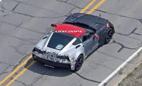 2016 chevrolet corvette zr1 2018 corvette zr1 scooped as 700hp swansong to c7