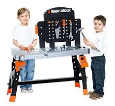 Toddler Tool Benches - amazon com black u0026 decker jr black u0026 decker jr ultimate project