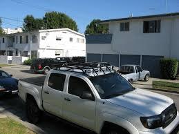 2004 Tacoma Roof Rack by Custom Roof Rack Tacoma World