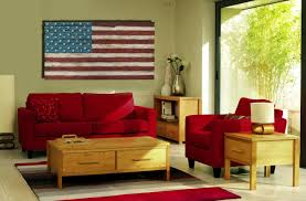 american flag weathered wood one of a kind 3d wooden vintage