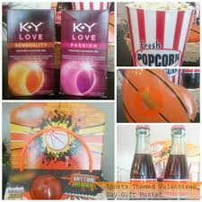 basketball gift basket closeness through the basketball themed valentines day