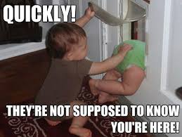 Baby Smurf Meme - hilarious baby memes to brighten your day