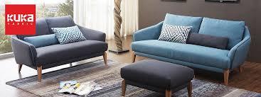 Kuka Fabric Sofas Modern  Scandinavian Designs Tagged - Cloth sofas designs