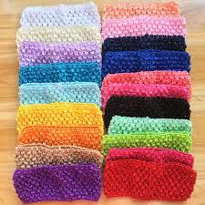 crochet bands online get cheap wide crochet headband elastic bands aliexpress