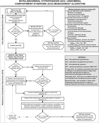 Iah Map Intra Abdominal Hypertension And The Abdominal Compartment