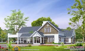 kerala bungalow design kerala home design and floor plans