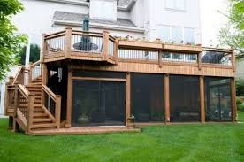 how to utilize the space under your deck ccd engineering ltd