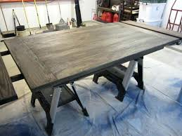 staining a table top dining table ergonomic refinish dining table top refinishing and