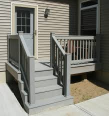 Contemporary Railings For Stairs by Contemporary Outdoor Railings For Steps U2014 Railing Stairs And