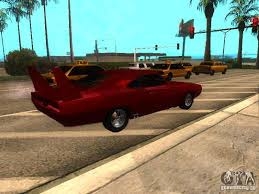 dodge charger 6 4 dodge charger daytona fast furious 6 for gta san andreas