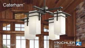 Kichler Lighting Dealers by The Caterham Collection From Kichler Lighting Youtube