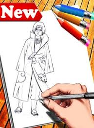 how to draw naruto characters android apps on google play