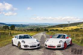 porsche 991 gt3 vs 997 2 gt3 rs performance peers total 911
