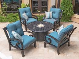 Patio Table With Firepit by Outdoor Furniture Chair King