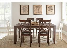 steve silver dining room aida table aa500tb goldsteins furniture