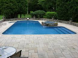 Amazing Backyard Pools by Pool Astonishing Backyard Decoration With Light Blue Plain