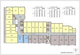 floor plan of a commercial building floor plan siddhesh developers optimus at viman nagar pune