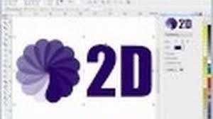 tutorial membuat undangan dengan corel draw 12 membuat logo 2d tutorial coreldraw dasar dasar coreldraw belajar
