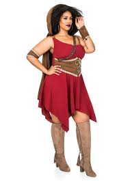 big and tall halloween costumes 5x hooded huntress plus size costume plus size halloween costumes