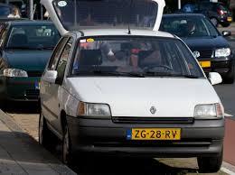 renault car 1990 renault clio