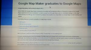 Google Maps Maker Local Guides Connect Google Map Maker Will Be Retired In March