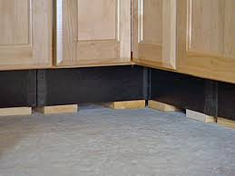 kitchen cabinet base molding coffee table how replace kitchen cabinets tos diy install cabinet