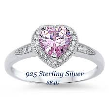 925 sterling silver v shaped heart promise ring size 5 6 7 8 9 10 74 best rings images on heart engagement rings heart