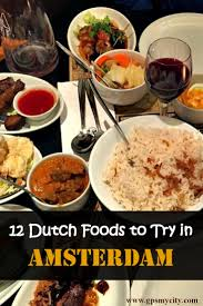 cuisine in amsterdam 12 traditional foods you must try in amsterdam