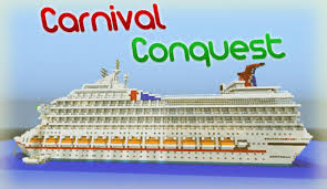 carnival conquest now with schematic minecraft project