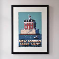 new london ledge light tagged