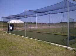 Basement Batting Cage by Hitting Cages For Baseball Softball Golf Or Cricket
