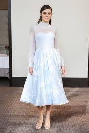 5 wedding dress trends from fall 2018 bridal fashion week love