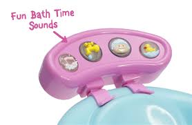 doll bath time sounds set baby doll gift set with pink doll