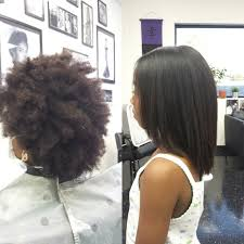 keratin treatment on black hair before and after elba photos the salon by elba of new york