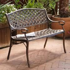 Patio Furniture Cast Aluminum Aluminum Patio Furniture Outdoor Seating U0026 Dining For Less