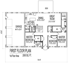house plans one story 2000 square foot house plans one story u2013 readvillage