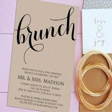 brunch invitations mimosa brunch bridal shower invitations shiny studio minted