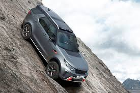 land rover discovery 3 off road land rover discovery svx revealed in pictures by car magazine