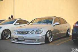 slammed lexus ls430 the infamous pre meet u2013 royal origin