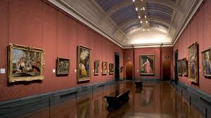 The National by National Gallery London Museums And Galleries Art Fund