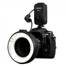 best led ring light buy yongnuo mr 58 macro photography 58 led ring light best prices
