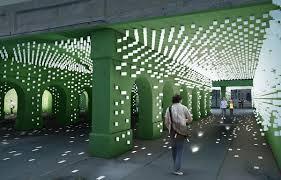 Light Project Biolinia Midtown Viaducts Light Project