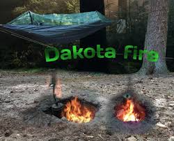 Dakota Firepit Dakota Bushcraft Nic