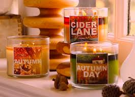 Fall Scents Falling For Fall