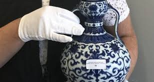 Expensive Chinese Vase Chinese Vase Sells At Laois Auction For Record U20ac740 000